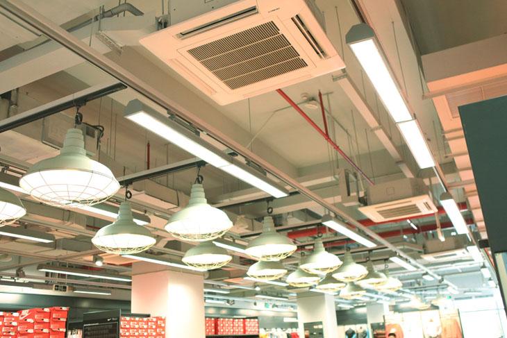 商场中央空调解决方案