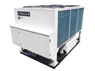 南山日立风冷螺杆式高效冷水(热泵)机组AZ(P)1系列