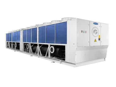 南山格力LM系列螺杆式风冷冷(热)水机组
