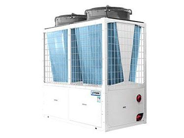 南山约克变频模块式风冷冷水/热泵机组