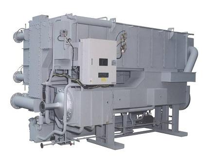 宝安中央空调工程安装宝安日立蒸汽型双效吸收式机组