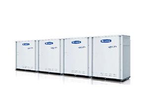 南山格力GMV水源热泵直流变频多联机组