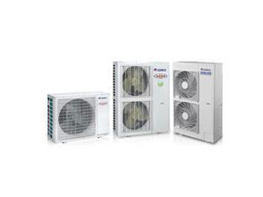 宝安大型中央空调安装宝安中央空调改位格力家用直流变频多联空调机组