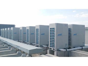 中央空调氟系统和水系统应如何选择?