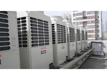 深圳中央空调安装排水需要注意什么事项?