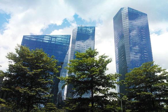 南山办公写字楼中央空调南山写字楼中央空调写字楼商业大厦